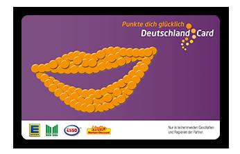 DeutschlandCard Karte