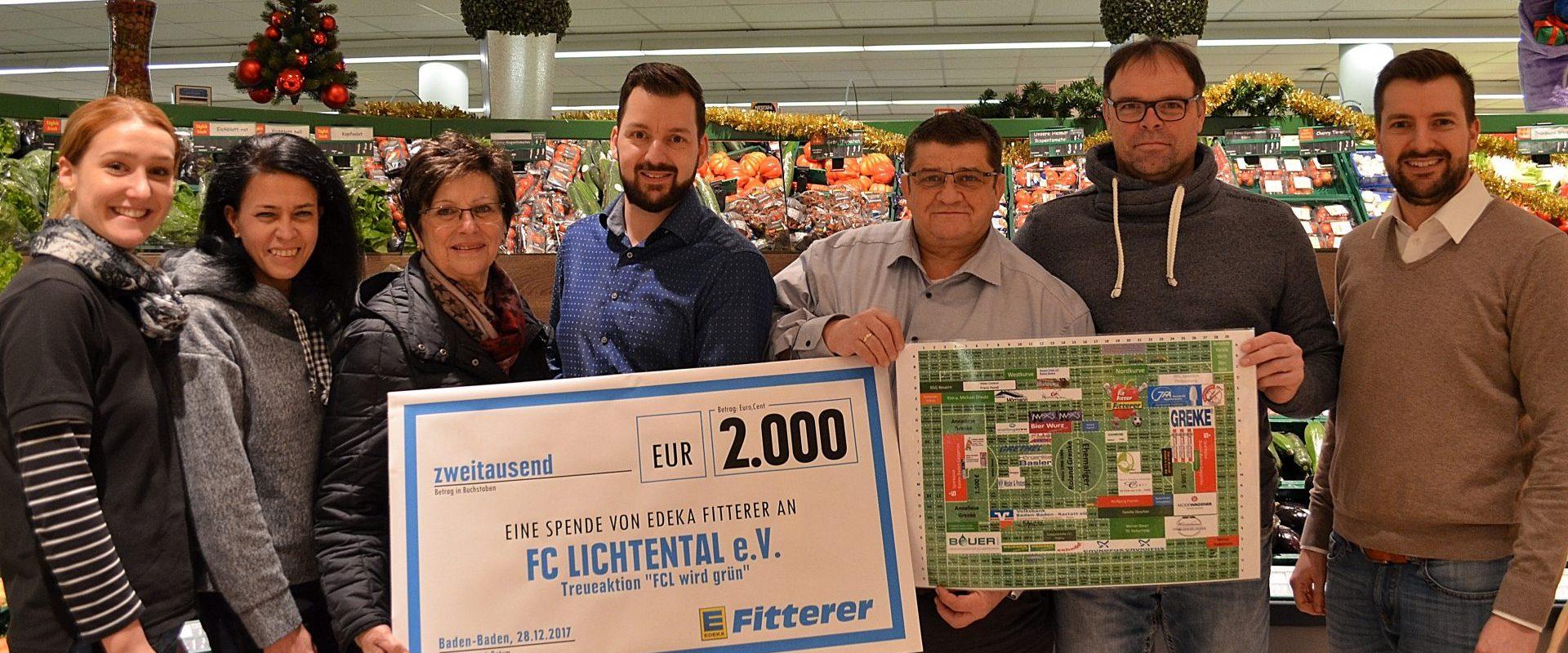 FCL wird grün